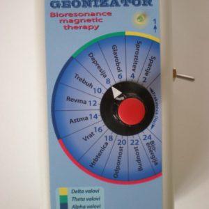 Geonizator za THETA healing za preporod zdravja