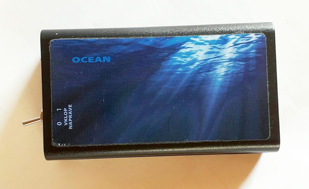 Ocenska terapija z DELTA valovi OCEAN za regeneracijo v globokem spanju brez sanj